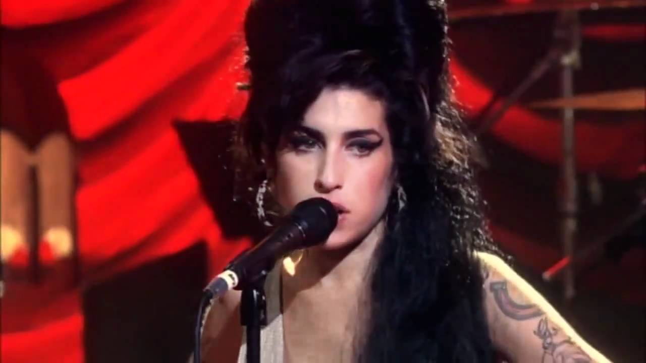 The top 10 best Amy Wi... Amy Winehouse Songs