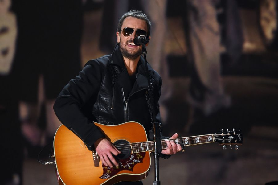 Eric Church hitting the airwaves with his own satellite show