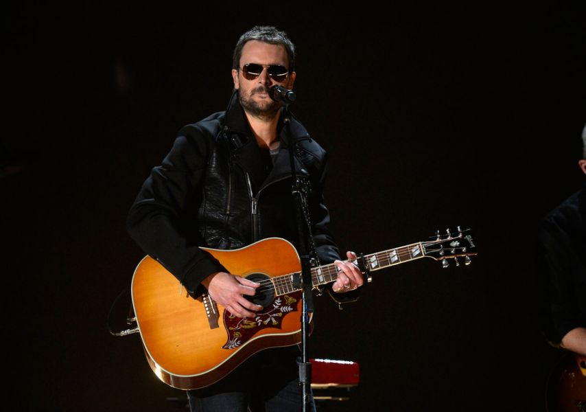 Eric Church, BP Super Series kicks off opening day of Rodeo Houston