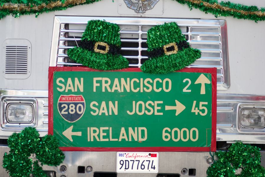san francisco goes irish on march 14 for st patrick s day axs