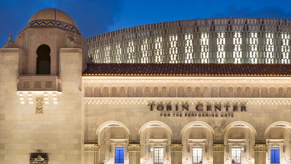 Experience San Antonio: Tobin Center of Performing Arts is three venues in one