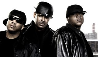 The Lox tickets at The National, Richmond