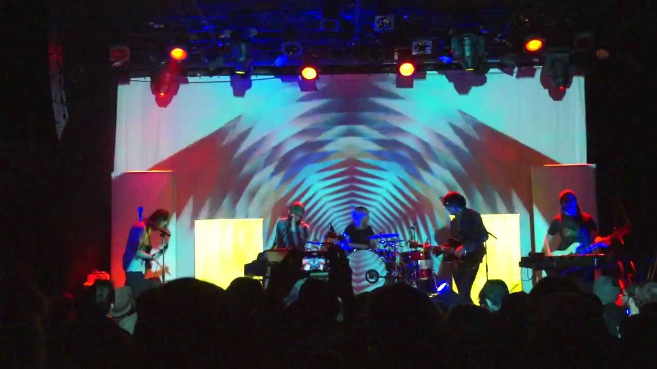 Experience a psychedelic freakout with The Black Angels
