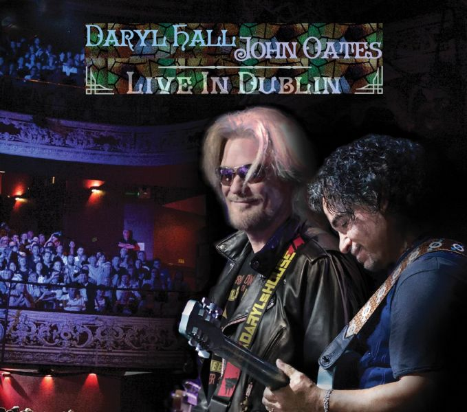 H2o Remastered Bonus Track Version Daryl Hall John Oates: 'Live In Dublin': John Oates Discusses New Hall & Oates