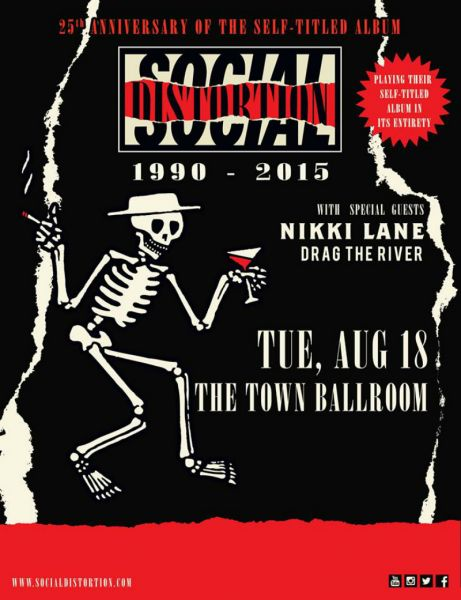 how to play social distortion ball and chain