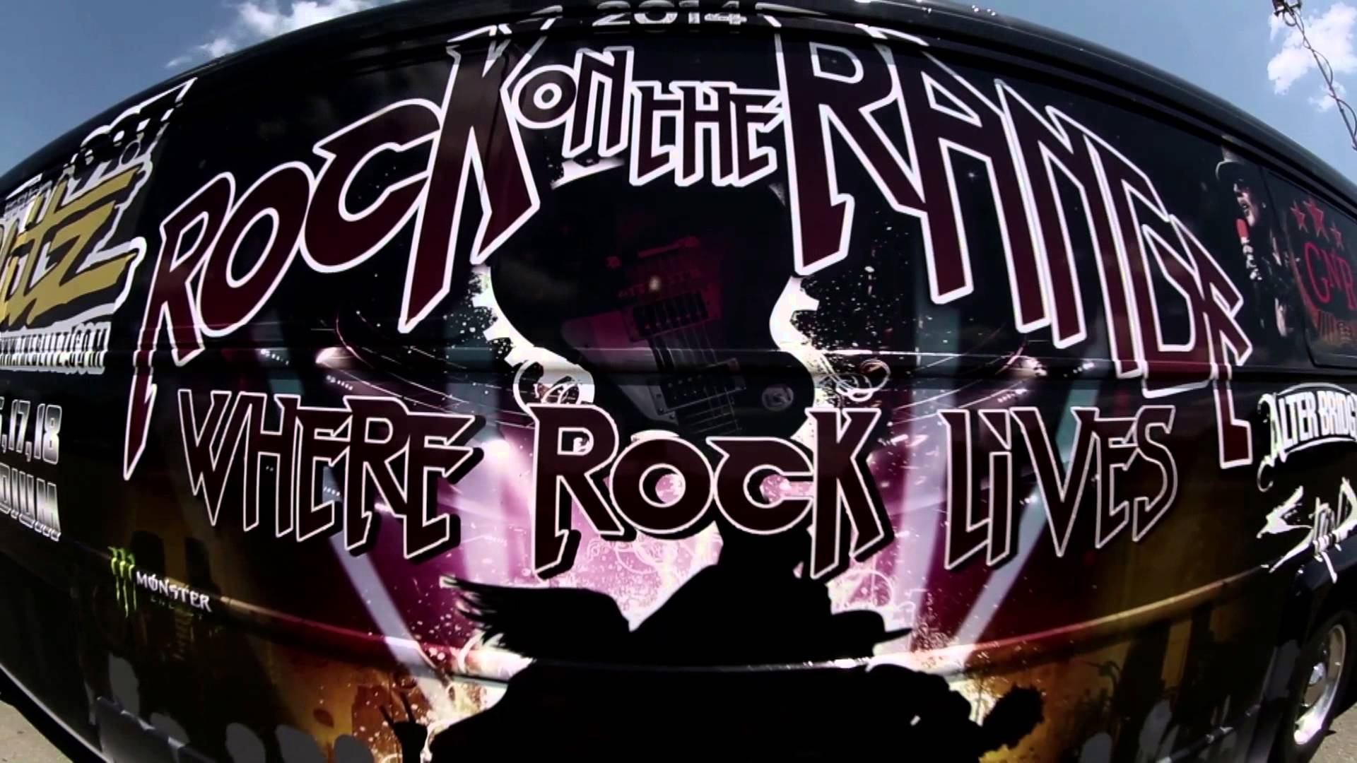 Photos and tweets to get you ready for Rock on the Range's big weekend