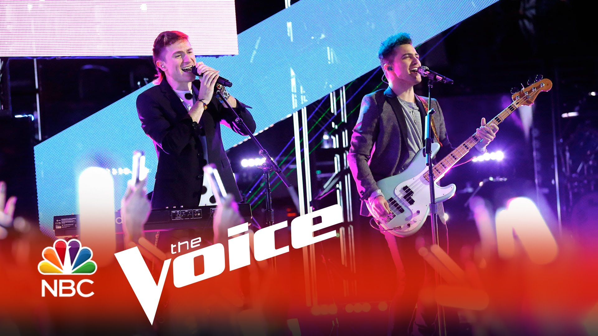 Walk The Moon perform 'Shut Up and Dance' on 'The Voice'