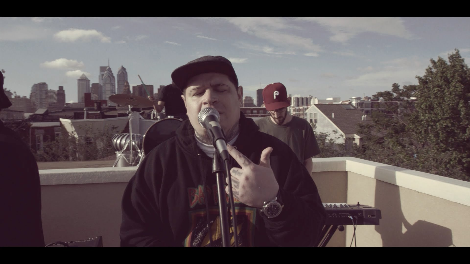 Vinnie Paz talks touring, reuniting with Stoupe, and film (exclusive interview)