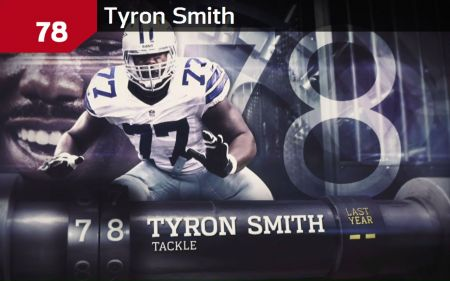 Dallas Cowboys: Tyron Smith named a player that all teams would want