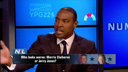 Dallas Cowboys' Jason Garrett sees good progress from Morris Claiborne