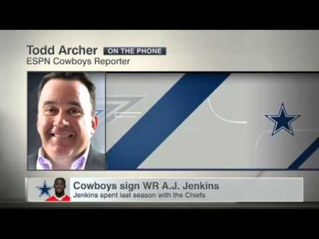 Dallas Cowboys: A.J. Jenkins hoping to finally earn first round status