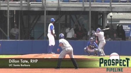 Texas Rangers choose first pitcher taken in 2015 MLB Draft with fourth pick