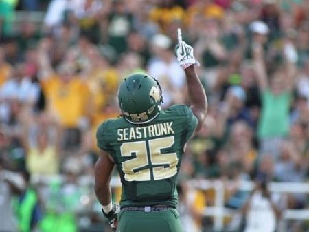 Dallas Cowboys sign running back Lache Seastrunk from Baylor