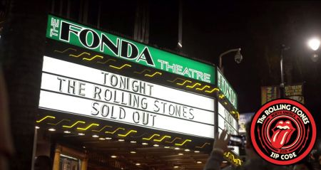 Rolling Stones release secret show in Los Angeles as 'Sticky Fingers Live'