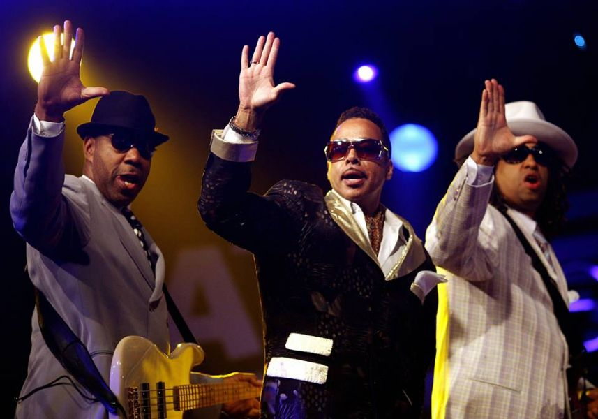 Morris Day & The Time with Salt-N-Pepa, Naughty By Nature ...