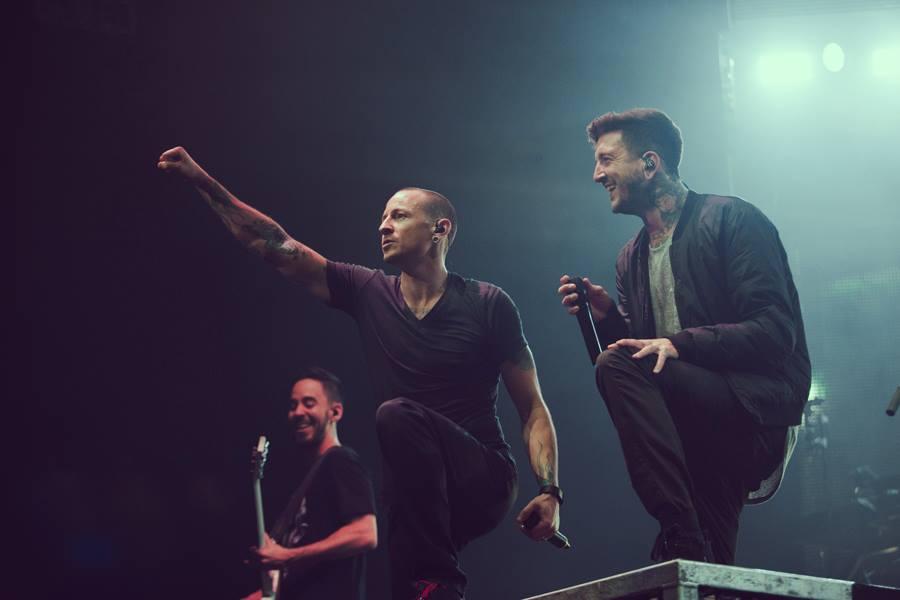 Image Result For Linkin Park Concert