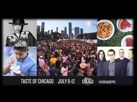 Metra adds rail service forTaste of Chicago weekend