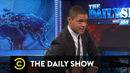 New Comedy Central specials from Trevor Noah & Steve Rannazzisi coming this fall
