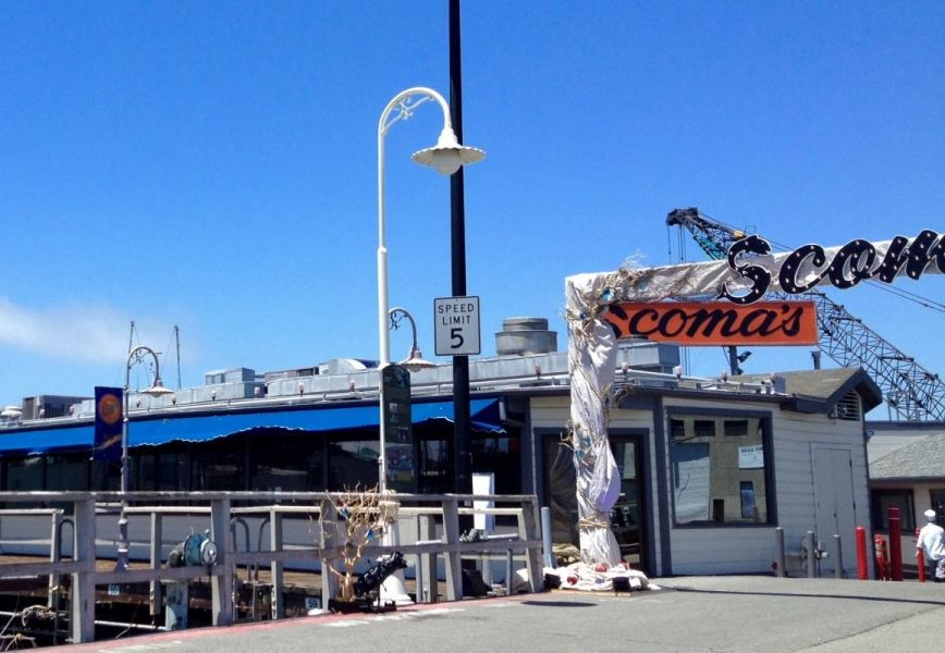 San francisco bay area restaurants axs