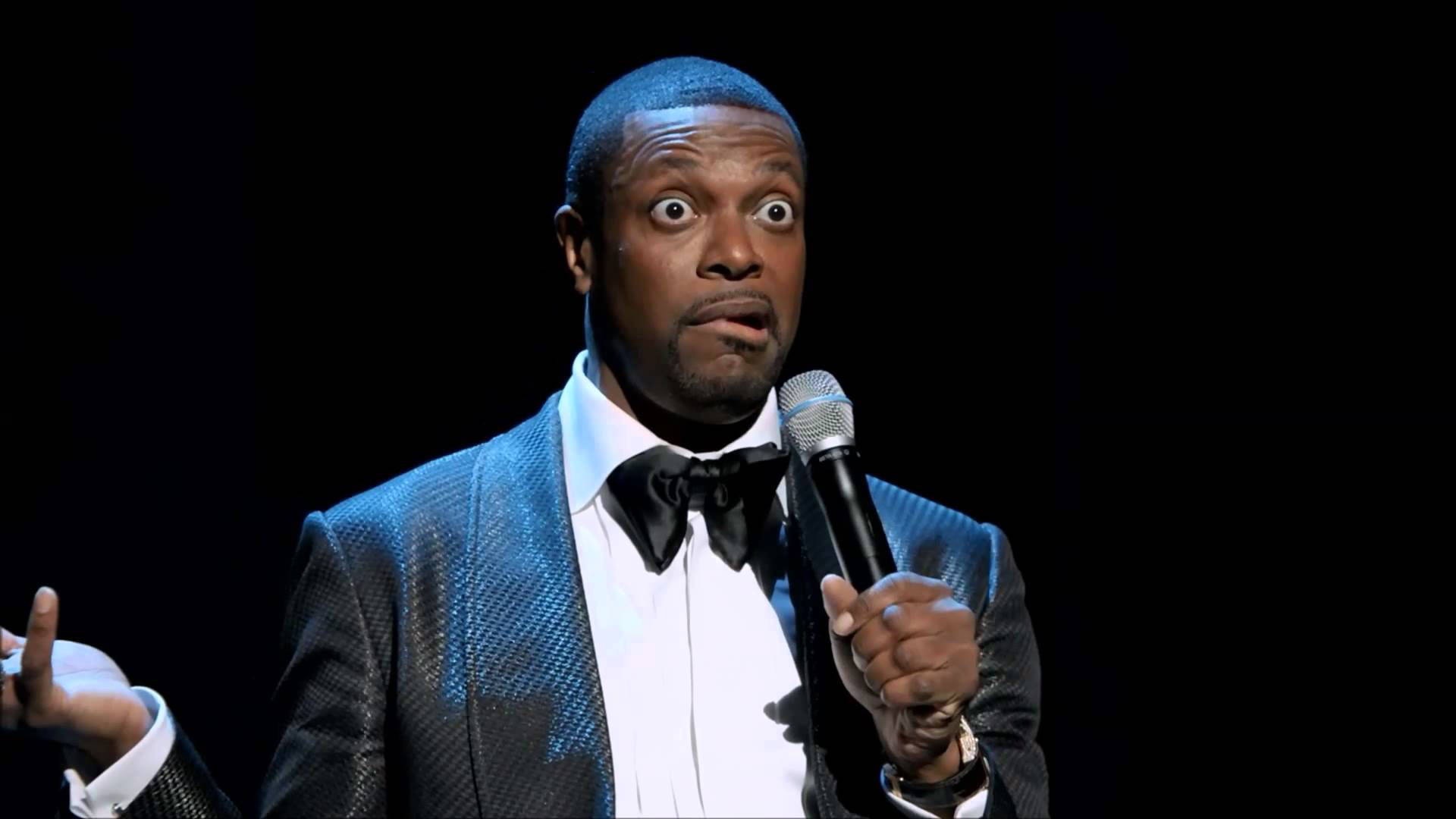 chris tucker Event type: on stage, comedy chris tucker became a favourite on russell simmons` hbo def comedy jam in the 1990s and came to prominence in his first starring role, the 1995 film cult classic `friday` starring alongside ice cube which also celebrated its 20th anniversary in 2015.
