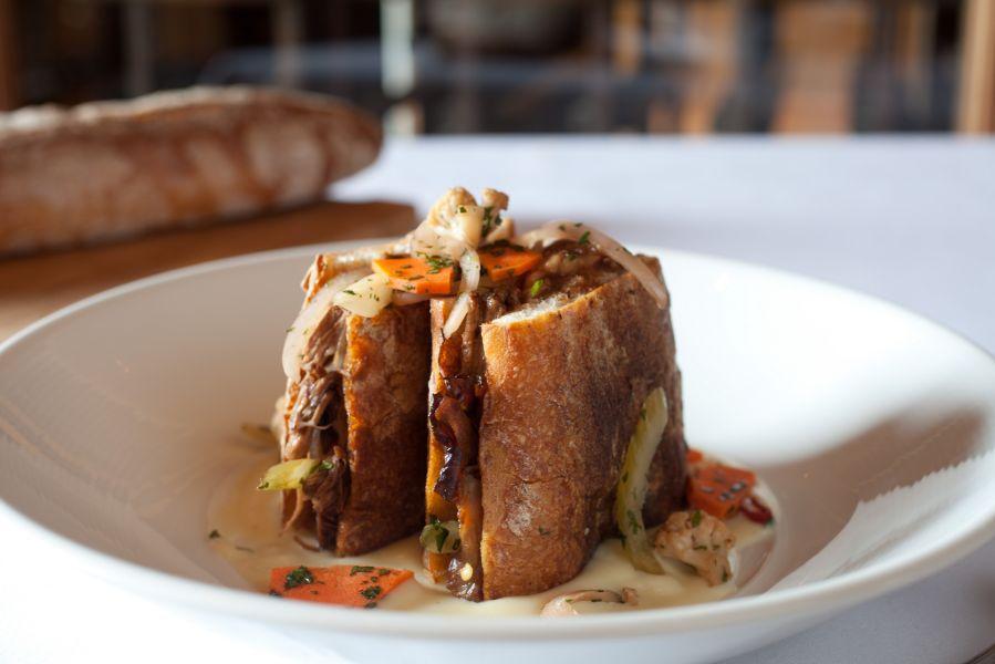 Labriola Ristorante & Cafe Short Rib Sandwich