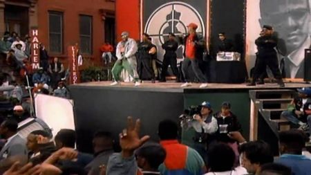 Fight the power! The story of Public Enemy