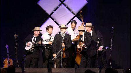 26th International Bluegrass Music Awards show in Raleigh Oct. 1