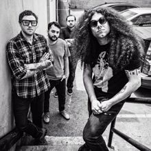 Coheed and Cambria tickets at Arvest Bank Theatre at The Midland, Kansas City