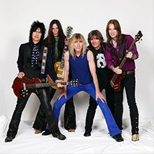 Kix tickets at Rams Head Live!, Baltimore