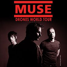 Muse tickets at Red Rocks Amphitheatre, Morrison