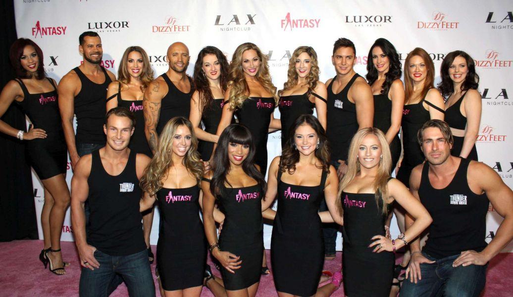 Calendar Las Vegas May : Sexy 'fantasy show debuts calendar new routines at