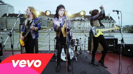 The Struts to headline sold out Buffalo Iron Works on October 26