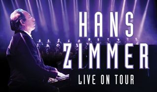 Hans Zimmer tickets at The SSE Arena, Wembley, London
