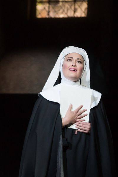 Ashley Brown as the Mother Abbess