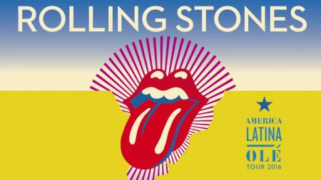 Rolling Stones announce official dates for their América Latina Olé Tour