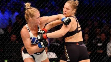Holly Holm humbles Ronda Rousey at UFC 193