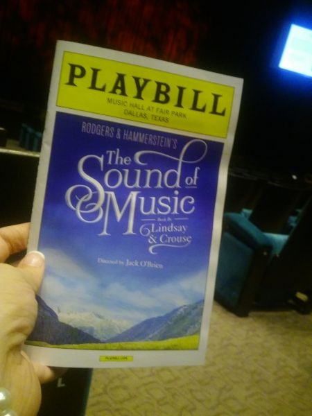 The Sound Of Music at Fair Park Music Hall