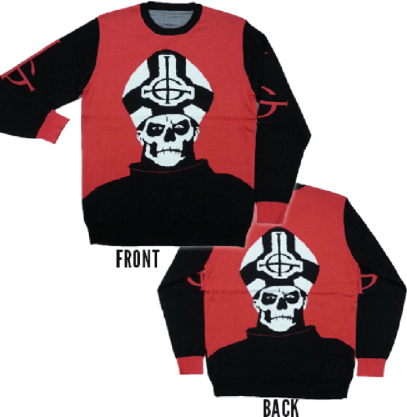 The best heavy metal holiday sweaters - AXS