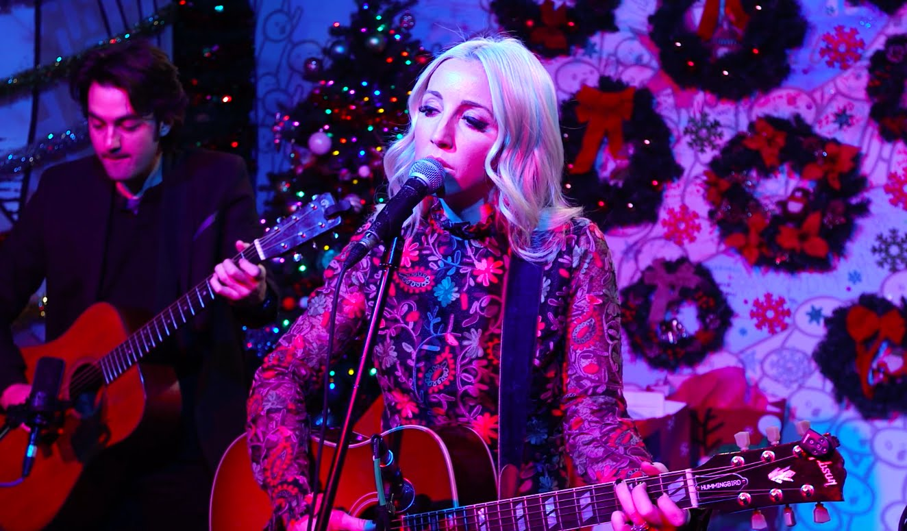 Watch: Ashley Monroe covers Joni Mitchell's Christmas classic 'River'