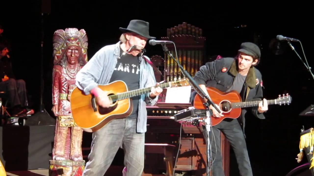 a neil young concert experience Neil young was born on november 12 farm aid concert and then at young's bridge into his relationships and his experience in parenting a child with.