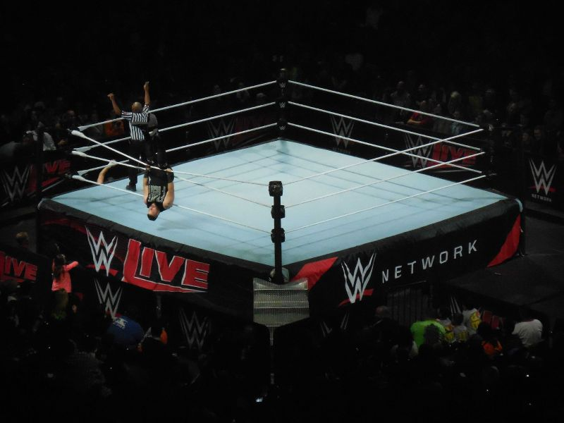 In Photos Wwe Holiday Tour At Madison Square Garden Axs