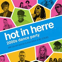 Hot In Herre: 2000's Dance Party tickets at The National in Richmond