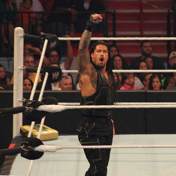 Roman Reigns is the new WWE Heavyweight Champion