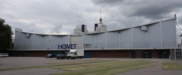 HOVET/Stockholm Live