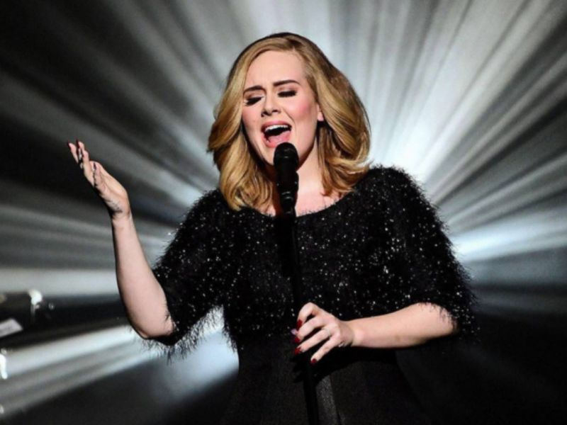 Adele will perform at the 58th Annual Grammy Awards