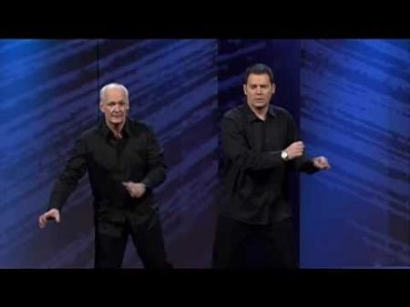 Ready for laughter, Colin Mochrie & Brad Sherwood: The Two Man Group Tour