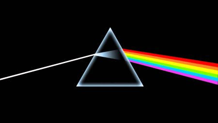 Actual music from dark side of the moon almost as spacey as Pink Floyd