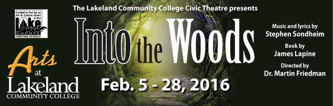 "Fairy-tale characters abound in the musical ""Into the Woods."""