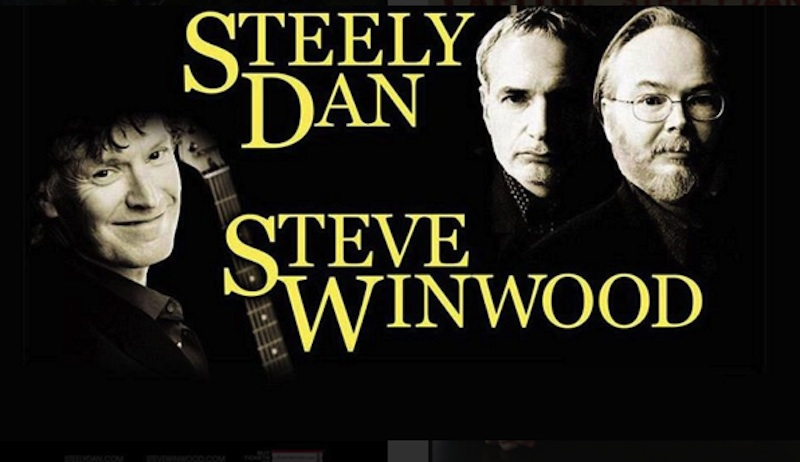 Steely Dan and Steve Winwood to tour together in June, July