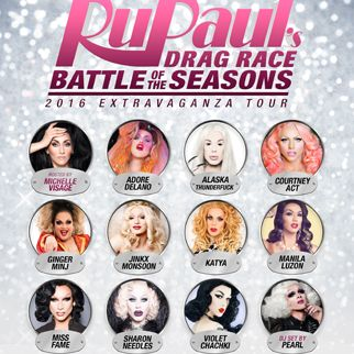 RuPaul's Drag Race: Battle of the Seasons